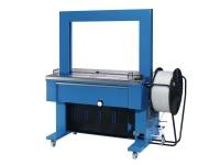 Reggiatrice automatica di colore blu. TP-6000