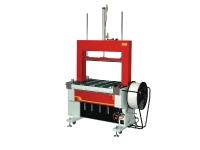 Reggiatrice automatica di colore rosso. TP-601BP