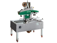 Semi-automatic taping machine, with operator. GEM 320