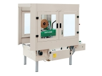 Taping machine auto regulating in dimensions, by line. GEM X 350