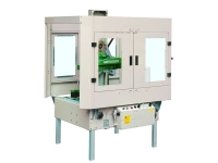 Taping machine auto regulating in dimensions, by line Gem X 520-670-820