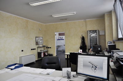 Mancini solutions office.